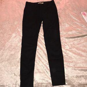 Levi's 720, black, high rise jeans